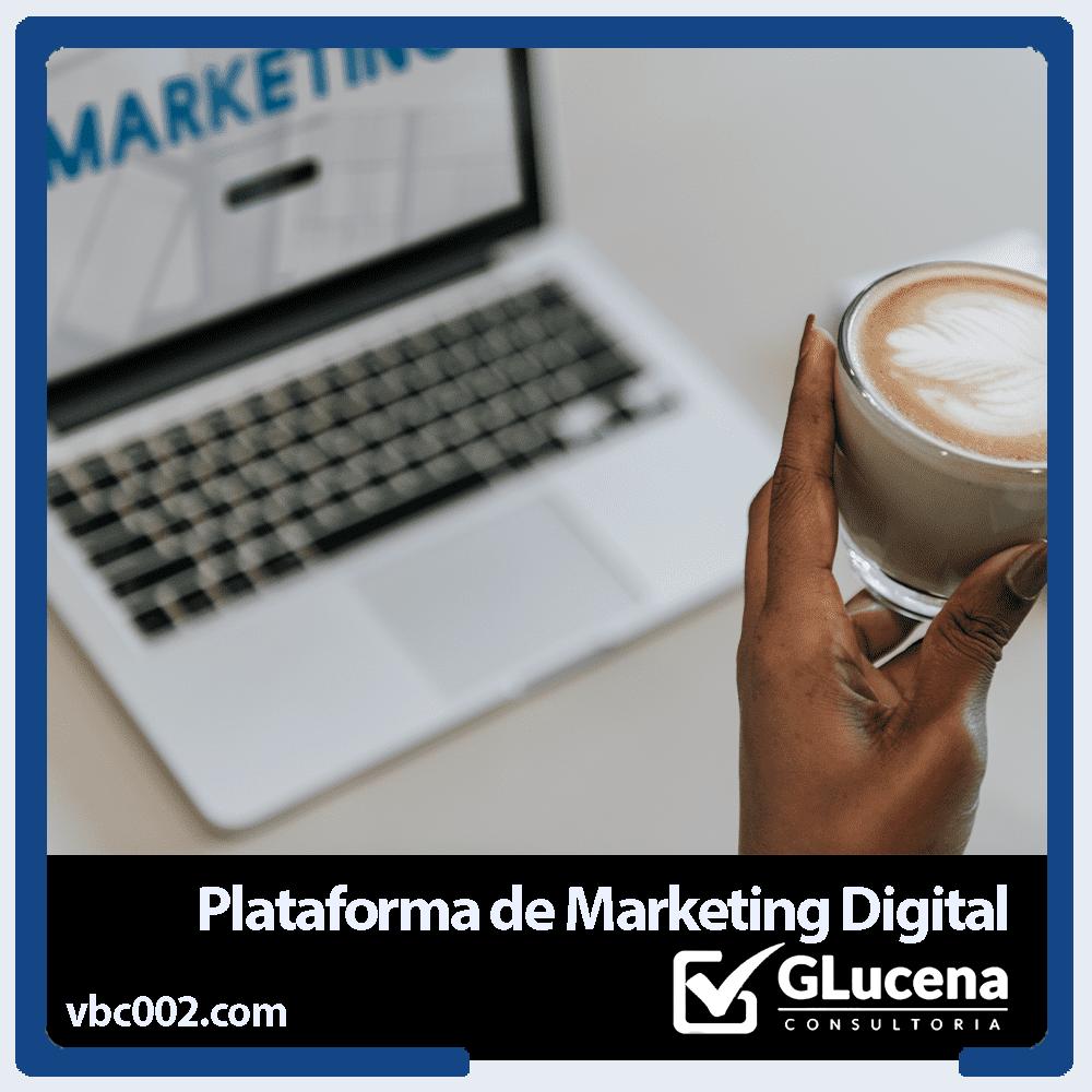 PLATAFORMA DE MARKETING DIGITAL E CAMPANHAS DE INBOUND